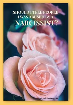 Should I Tell People I Was Abused By a Narcissist? Narcissist Quotes, Relationship With A Narcissist, Causes Of Narcissism, Psychological Manipulation, Narcissistic Abuse Recovery, Victim Blaming, After Break Up, What Happened To You, Emotional Abuse