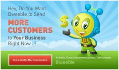 Grow your customer base with Bweeble. Marketing Tools, Email Marketing, Internet Marketing, Social Media Marketing, Splash Page, Work From Home Jobs, Earn Money Online, Growing Your Business, Passive Income