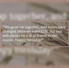 Cousin Birthday Quotes Cousin Birthday Wishes Birthday Messages For Cousins  Christian .