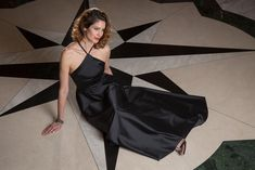 Ella Pritsker has clothes for every occasion.     #galagowns #couturegowns #fancy #dresses #customdress #satingown #highclassfashion #ballgown #philanthropyball #hautecouture #fashiondesigner #style