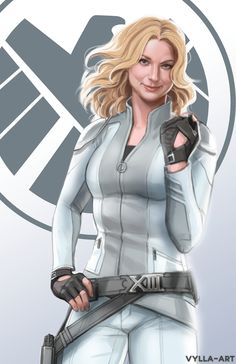 MARVEL COMICS: Sharon Carter