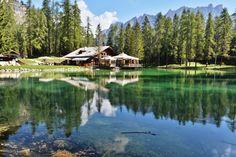 Lake Ghedina @ Cortina d'Ampezzo by Angelo Ferraris on 500px