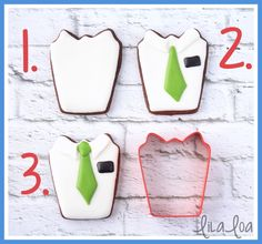 Easy decorated cookies for an LDS (Mormon) Elder Missionary ~ Tutorial