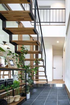 Natural Interior, Cozy Place, Minimalist Interior, Stairs, House Design, Interior Design, Architecture, Wood, Places