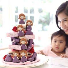 #6 #Macaroons #Cake