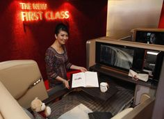 Singapore Airlines's New First Class  #Travel #BestAirline #Spacious #Comfortable #Traveling #Amenities #SingaporeAirlines #FirstClass