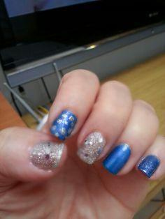 Decoración de uñas.