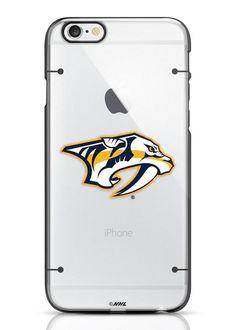 Mizco NHL Nashville Predators IPhone 6 Ice Case