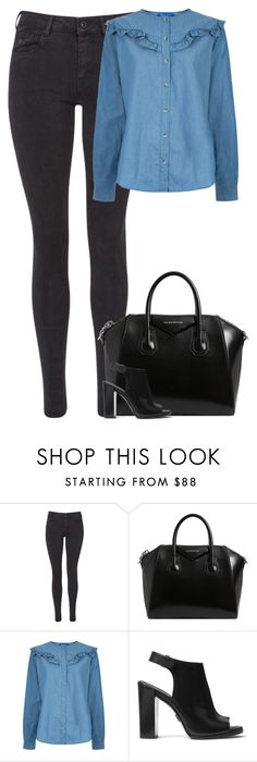 """Angel with Lou"" by fanny483 ❤ liked on Polyvore featuring Maison Scotch, Givenchy, M.i.h Jeans and Michael Kors"