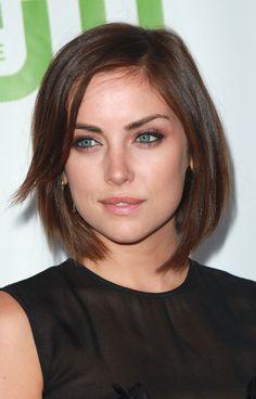 Jessica Stroup Cheveux