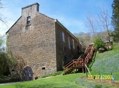 Baker-Bird Winery built in the 1850s is the oldest commercial estate winery in America.
