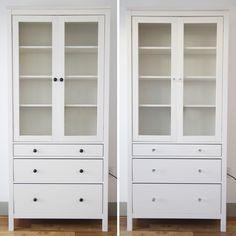 Furniture Mini-Makeover: New Knobs
