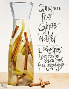 If you're not a water drinker, meeting your daily needs can be a struggle. And if your taste buds are used to soda and juice, it can be even harder. Meet your new best friend: infused water. From cinnamon to berries to cucumbers, mint, and cilantro, check out these 31 delicious ways to spice up your water glass and easily stay hydrated. #DetoxFoodCinnamonWater