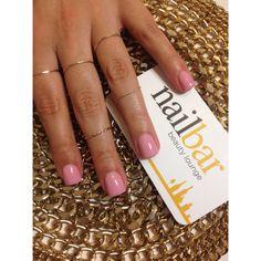 Short and squared nails
