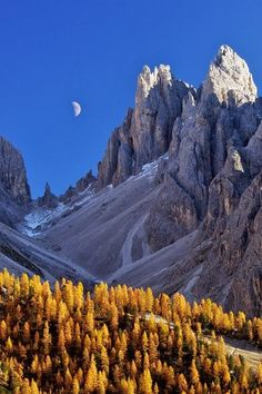 Dolomites, Italy.  Just another side of Italy we normally don't see