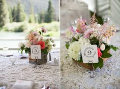 April + Adam // Ski Tip Lodge Wedding in Dillon, CO   Petal and Bean   Florist and Event Planning in Breckenridge, Colorado - April Adam