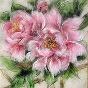 """Магазин мастера Марина Аскерова """"Шерстяные картины"""": картины цветов, пейзаж, обучающие материалы, животные, натюрморт"""