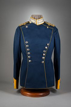 Tailor's label for MOHR & SPEYER, KONIGLICHER HOFLIEFERANT and theater markings. 3rd Garde Uhlan Officer's uniform of exceptional quality. Uniform shows wear/age with no rips, damage or mothing. Uniform includes Hauptmann (Rittmeister) shoulderboard cyphers to the 128th.