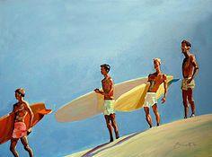 Steve Pleydell-Pearce   COTW Surf Artist