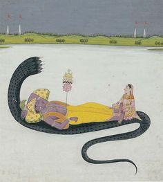 20 March 2012 New York, Rockefeller Plaza Oriental, Tibetan Art, India Art, Hindu Deities, Krishna Art, Buddhist Art, Traditional Paintings, Indian Gods, Indian Paintings