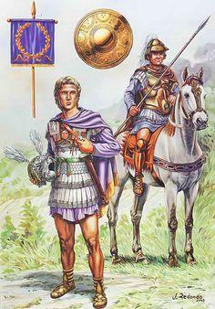 Alessandro Magno e cavaliere dei Compagni