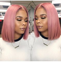 I am all for my Afros through and through ... But, This color ... This cut ...