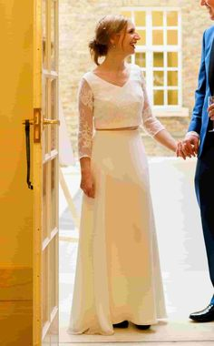 Bride of Ollichon - Megan Bridal Skirts, Wedding Skirt, Traditional Sleeve, Bridal Jumpsuit, Bridal Separates, Full Length Skirts, Alternative Wedding, Uk Shop, Jumpsuits