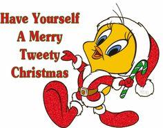christmas tweety