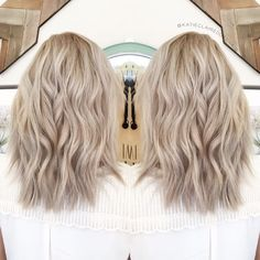 Natural blonde Pinterest/ AmandaMajor.Com Delray, indianapolis