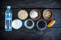 ингредиенты полезного завтрака  #omactiv Fat