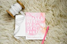 @birdieshoots guest post about the lost art of thank you notes is #ontheblog