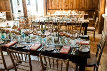 Maine Wedding at The Barn at Flanagan Farm from A Brit and A Blonde | Photos