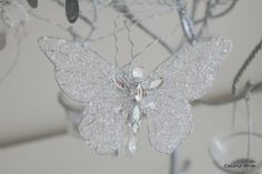 Coconut White: Christmas decoration