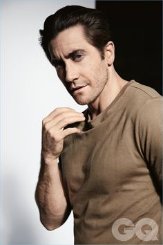 Doug Inglish photographs Jake Gyllenhaal for GQ Australia.