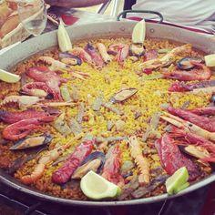 Paella de Marisco #A