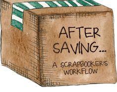 After Saving
