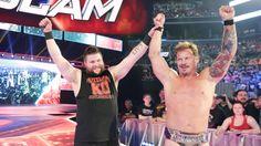 Enzo Amore & Big Cass vs. Chris Jericho & Kevin Owens: Fotos