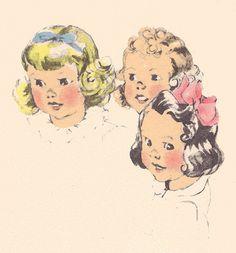Janet Laura Scott trio of girls | Flickr - Photo Sharing!