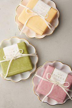 Tocca Soap & Dish
