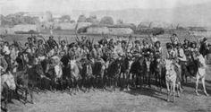 Ik kon niet de locatie vinden van deze veldslag, maar omdat het een veldslag tussen het Ottomaanse rijk en Rusland was, plaatste ik deze pin maar gewoon in Rusland. Rond deze plaats vond De Slag om Kara Killisse plaats. Hij duurde van 4 augustus 1915 tot 15 augustus 1915. Deze strijd was tussen Ottomaanse troepen en Russische troepen. Het Ottomaanse rijk werd verslagen en ze werden gedwongen zich terug te trekken.