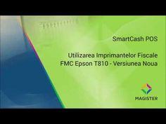 Noile imprimante fiscale din clasa Athlos vin cu imbunatatiri la nivelul afisajului client.  Acum se pot afisa succesiv produsele vandute, pe masura ce acestea se scaneaza in aplicatia POS. #Magister #SmartCash #software #imprimantafiscala
