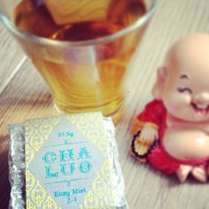 """Thé Oolong """"Easy-Mist"""" by Chaluo http://www.tic-tac-pop.com/collections/kitchen"""