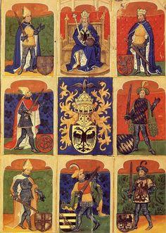 Development of Heraldry