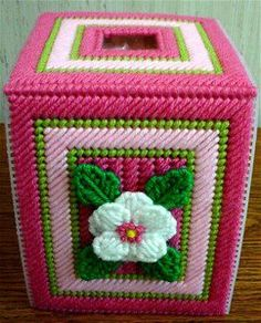Pink Passion Boutique Tissue Box