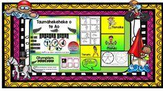 Taumaahekeheke o te Ao....The Olympics!!