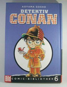 #Detektiv #Conan #Comic #Bibliothek 6 #Weltbild #Buch #eBay #Deutschland