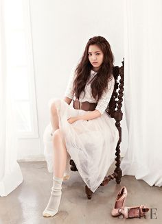 A Pink Na Eun - Sure Magazine October Issue '13