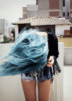 The wind blue my hair away *ba dum tss