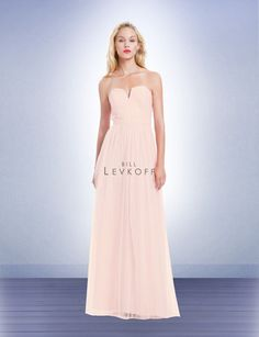 Find at Eva's Bridal Center! http://evasbridalcenter.com/  Bridesmaid Dress Style 1167 - Bridesmaid Dresses by Bill Levkoff