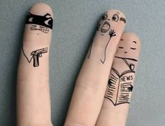 Finger Art fan site with images, videos, forum, rewards, and more! Join the Finger Art fan club today and meet others who are fans of Finger Art. How To Draw Fingers, How To Draw Hands, Funny Fingers, Art Couple, Finger Fun, Finger Heart, Finger Family, Rosen Tattoos, Hand Art